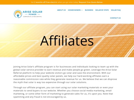 Nationwide Solar Panel Installers