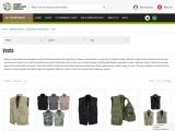 Military Ranger Vests, Concealed Carry Vest, Tactical Vests