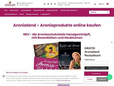 Aronialand