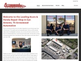 """Type """"Affordable Acura Auto Repair near Me"""" to Find Arrowwood Automotive"""