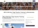 200 Hour Yoga Teacher Training In Dharamshala