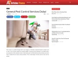 Best Pest Control Company Dubai | TheShamil