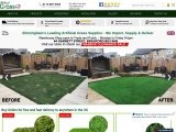 Instigate a lush appeal to your lawn, Buy Artificial Grass Birmingham!