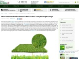 Revamp your lawn to give a green appeal with Artificial Grass Kent!