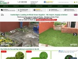 Give your outdoors lush greenery, buy Artificial Turf Cambridge!