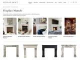 Marble Fireplace Mantels | Fireplace Mantel Surround | Marble Mantels