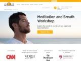 Online Meditation and Breath Workshop
