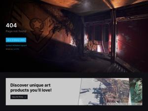 ArtStation - Jeryce Dianinganaのスクリーンショット