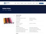 The One Stop Destination For Getting Industrial Rubber Rollers