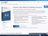 Effective and Quick Software to Convert Lotus Notes to Outlook