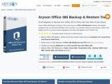 Office 365 Backup & Restore Tool