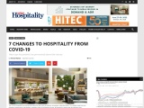 7 CHANGES TO HOSPITALITY FROM COVID-19