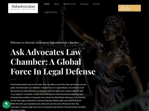 Best Advocates in Chennai | Top Civil Advocates in Chennai | Top Law Firm in India 24/7