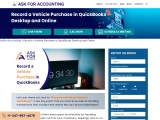 Set up a New Vehicle Loan in QuickBooks – Automobile in QuickBooks