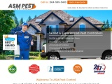 Best Pest Control Services in Surrey, Lower Main Land, Vancouver, BC | ASM Pest Control