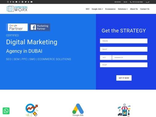 SEO Services in UAE | Digital Marketing Company in Dubai | Mobile App Development Company In Dubai