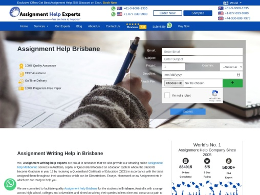 Assignment Help Brisbane-Commercial Cookery Assignment Help