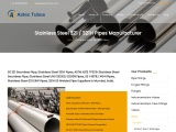 Stainless Steel 321H Pipes Manufacturer