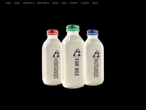 Fresh Raw Cow Milk in Chennai & Pasteurized Cow Milk in Chennai