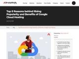 Reasons Behind Why You Should Choose Google Cloud