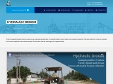 Hydraulic Road Sweeper Manufacturer – Atlas Technologies
