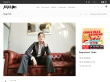 ARE BESPOKE SUITS JUST FOR MEN?