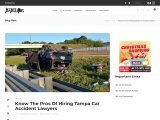 Know The Pros Of Hiring Tampa Car Accident Lawyers
