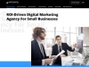 Best Small Business Digital Marketing Agency