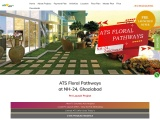 ATS Floral Pathways at NH-24, Ghaziabad Pre Launch Project Starting Price with ₹ 69 lakh