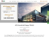 ATS HomeKraft Happy Trails Presents Commercial Office & Retail Space in Greater Noida