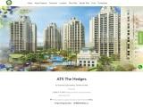 2 & 3 Premium Residences at ATS The Hedges, Yamuna Expressway