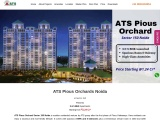 ATS Pious Hideaways Phase 2 Launch Soon at Sector 150 Noida