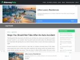 Steps You Should Not Take After An Auto Accident