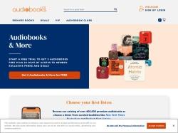 RB Audiobooks USA screenshot