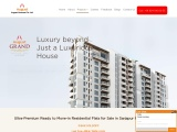 Buy Ready to Occupy 3 Bhk Flats, 4 Bhk, 5 Bhk Apartments in Sarjapur Road, Bangalore | Newly Constru