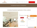 Completed Residential & Commercial Space Projects in Bangalore