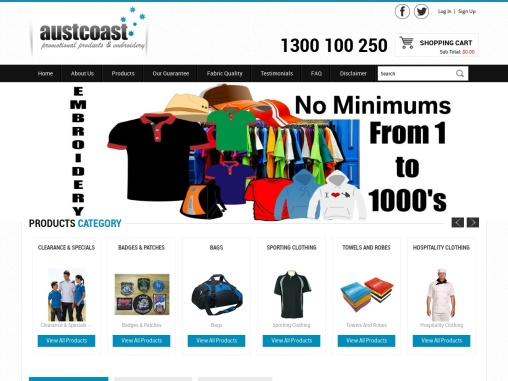 Best Embroidered Shirts Melbourne