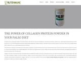 AIP Paleo Collagen Protein Powder