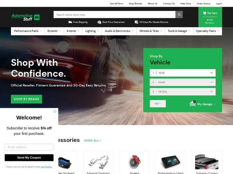 Automotive Stuff screenshot