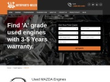used MAZDA Engines Online in USA – online Automotive Accessories