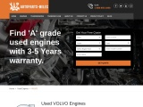 Used VOLVO Engines autoparts