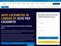 Autoprolocksmith screenshot