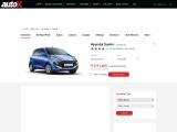 Hyundai Santro On Road Price in India