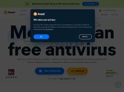 Avast Software screenshot