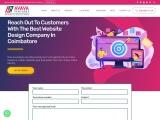 Best Website Designing Company in Coimbatore – web design company in coimbatore