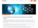 The Myriad Benefits of opting offshore development center (ODC) services
