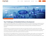 Top 5 Challenges of Embedded Software Development