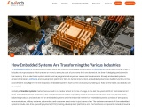 How Embedded Systems Are Transforming the Various Industries