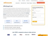 CPA Email List | Certified Public Accountants Mailing List | List of CPA | Averickmedia