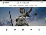 Adana avukat gökhan er avukatlık bürosu